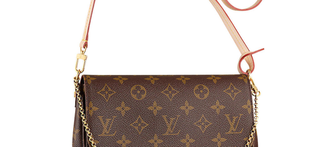 Authentic Louis Vuitton MM Monogram Canvas Cluth